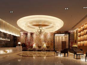 国际大酒店大厅