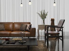 后现代简约沙发椅子组合