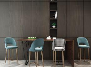 现代简约吧台椅桌椅组合现代简约吧台椅桌椅组合