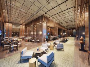 中式酒店会所
