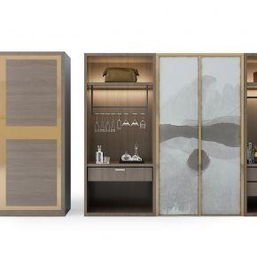 中式衣柜门