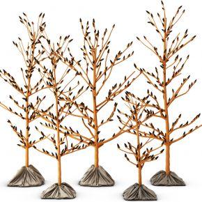 现代树形落地灯组合