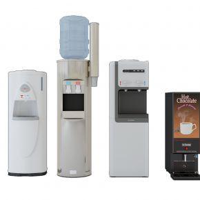 饮水机咖啡金