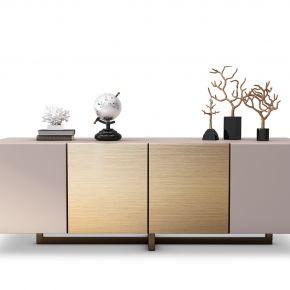 现代装饰柜电视柜