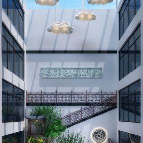 艾巴优-2020VIP学员投稿作品-中式庭院