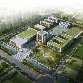 靖江职业技术学院最终模型