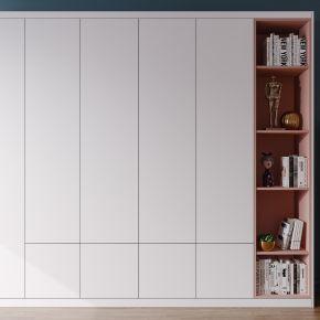 现代简约北欧轻奢风格电视装饰柜子